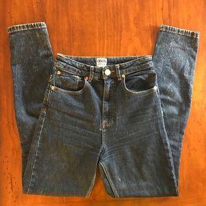 ASOS Denim High Waist Skinny Jeans Size 26